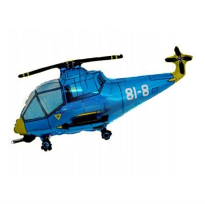 "Folie Ballon 24"" Helikopter"