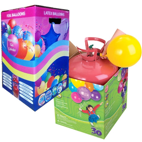 Helium Gas Lille