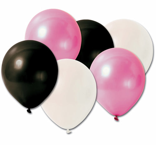 "Ballon 14"", Pink Metallic"