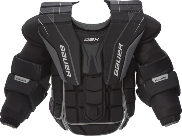 BAUER GSX JR GOAL CHEST PROTECTOR