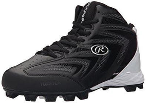 RAWLINGS RENEGADE MID MEN'S BASEBALL CLEATS