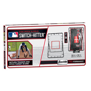 FRANKLIN SWITCH HITTER PITCH AND FIELD