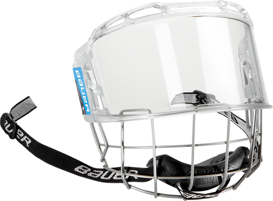 Bauer Hybrid Shield Visor