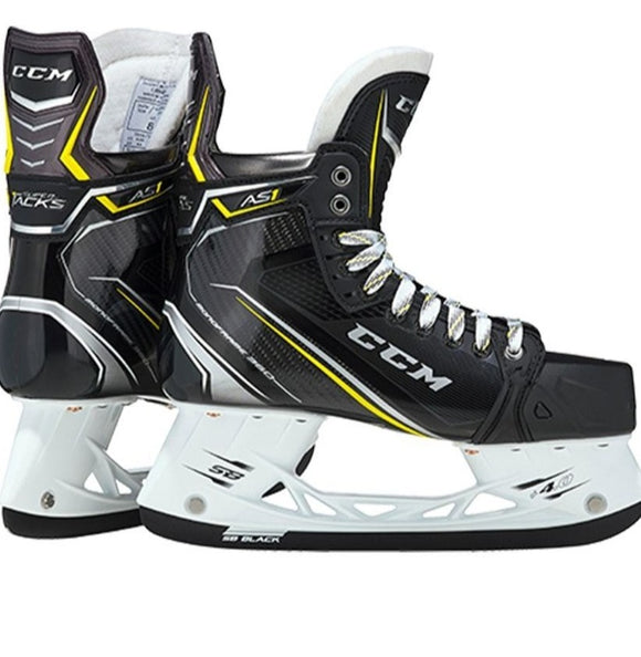 CCM SUPERTACKS AS1 SENIOR SKATE