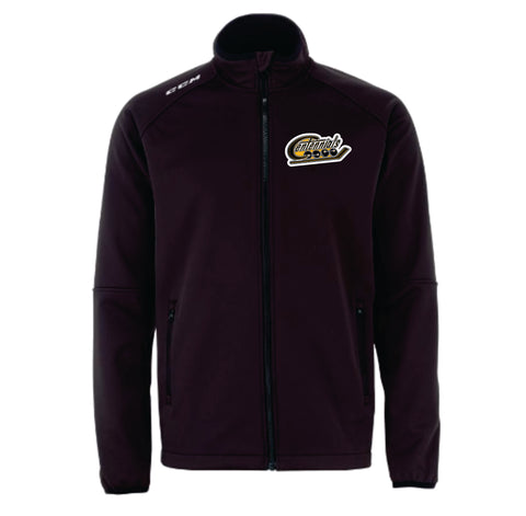 CENTENNIALS MEN'S CCM SOFTSHELL JACKET