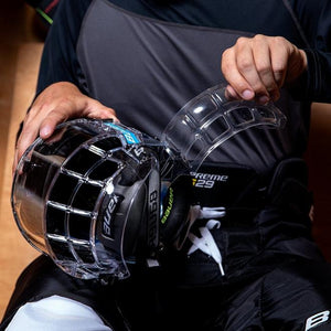 BAUER CONCEPT 3 SPLASH GUARD