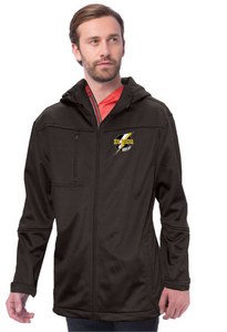 ICE BOLTZ KEWL MEN'S SOFTSHELL COAT