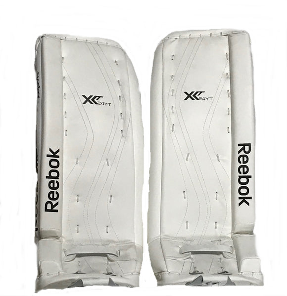 Reebok X24 Youth Pads