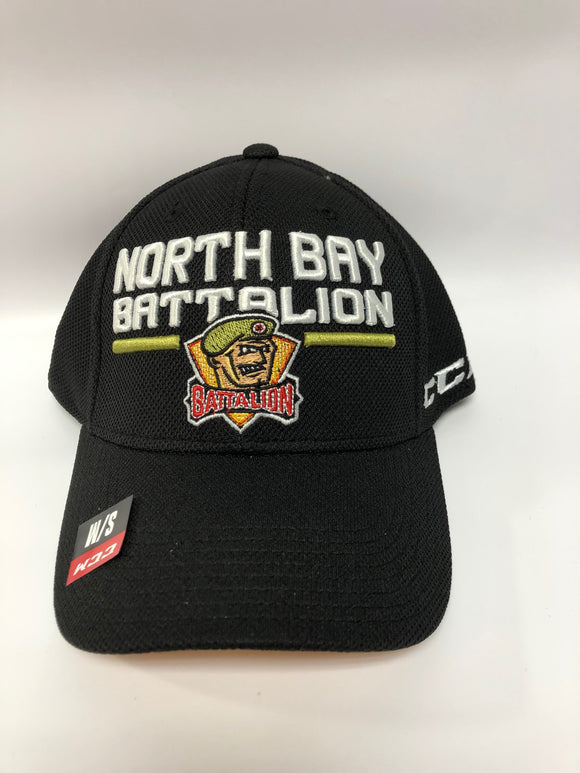 CCM Battalion Locker Room Flex Hat