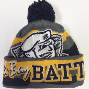 BATTALION KNIT SUBLIMATED TOQUE