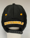 NORTH BAY CENTENNIALS LOCOMOTIVE SNAP BACK HAT