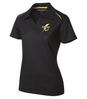 ICE BOLTZ L4002 CONTRAST WOMEN'S POLO