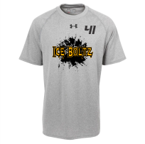 ICE BOLTZ UA YOUTH LOCKER TEE