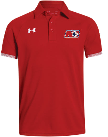 UNDER ARMOUR AAA TRAPPERS RIVAL POLO