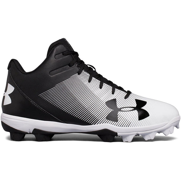 UNDER ARMOUR LEADOFF MID RM MEN'S MOLDED BASEBALL CLEATS