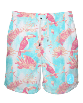 TEAMLTD SWIM SHORTS