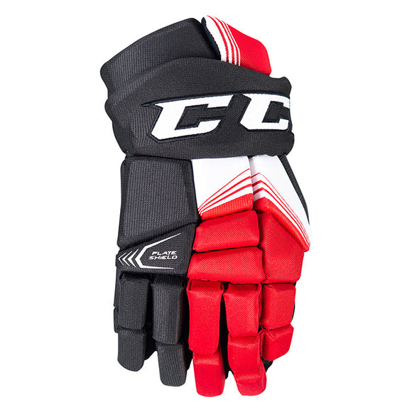 CCM TACKS VECTOR PRO JR GLOVES