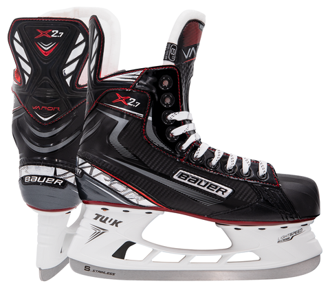 BAUER VAPOR X2.7 JUNIOR HOCKEY SKATE