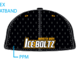 ICE BOLTZ PUKKA A-FLEX FITTED HAT