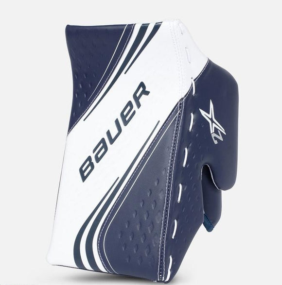 Bauer 2X Goalie Blocker Senior