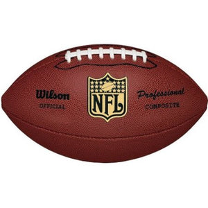 Wilson NFL Pro Replica Football