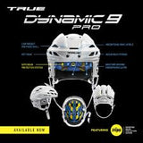 TRUE DYNAMIC 9 HELMET