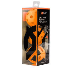ONIX FUSE INDOOR PICKLEBALL BALLS (3PK)