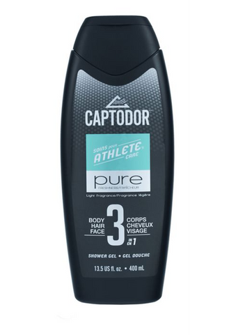 Captodor 3-in-1 Shower Gel