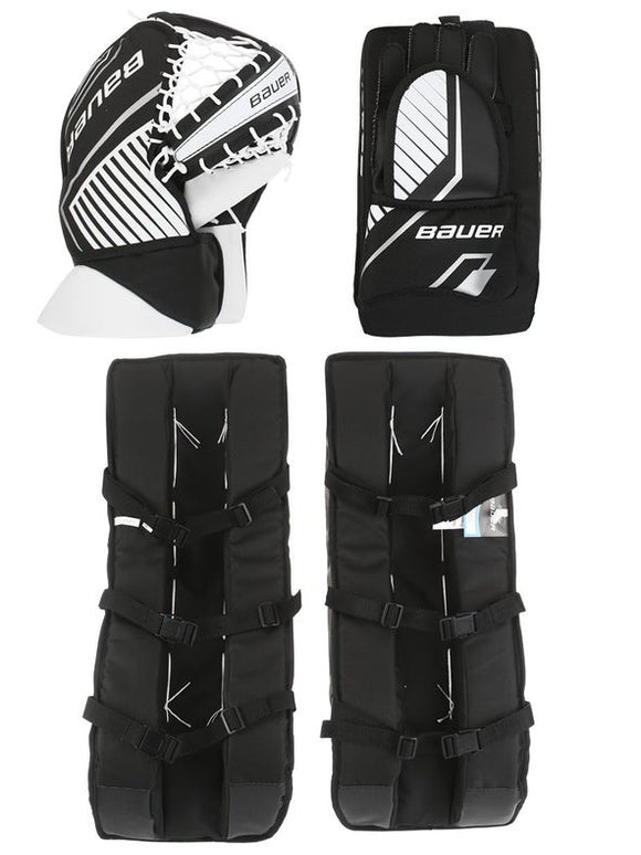 BAUER STREET PERFORMANCE GOAL KIT