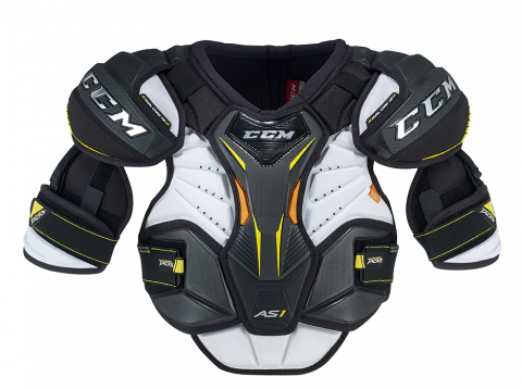 SUPER TACKS AS1 SR SHOULDER PAD