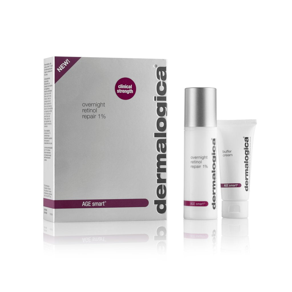 Overnight retinol repair 1.0% with Buffer cream 25ML