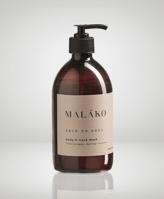 SKIN TO SOUL: Body & Hand Wash