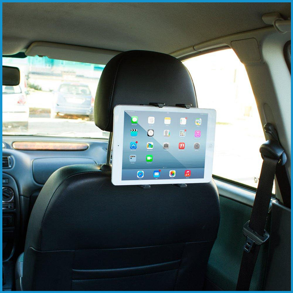 Insidecar.it Supporto Tablet Auto Poggiatesta-Supporto Tablet per Auto