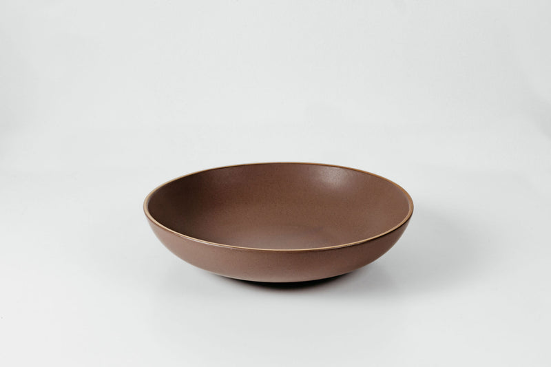Four 10.25'' Shallow Serving Bowls