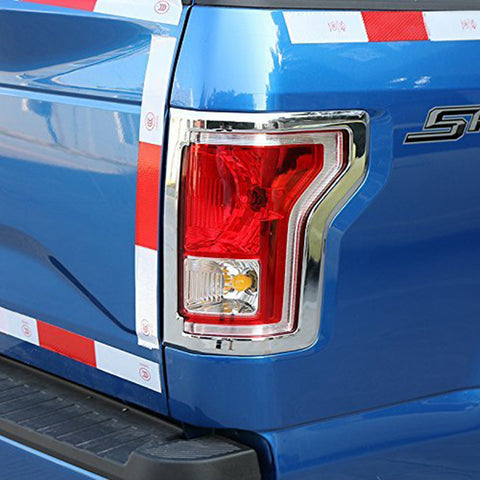 Ford F-150 Rear light Modify Frame