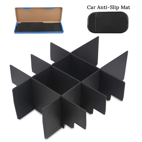 Ford F150 2015-2017 Armrest Storage Box Organized Dividers