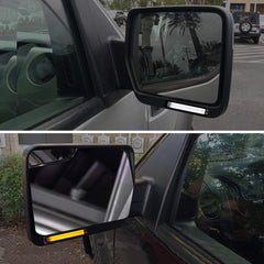 Ford F150 Side Mirror Turn Signals Running LED Lights