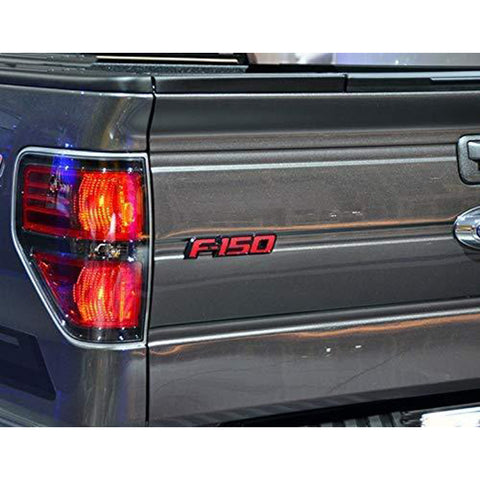 F150 Emblem Rear Tailgate 3D Badge 2009-2014