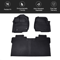 Ford F150 Floor Mats 2015-2018 Full Set
