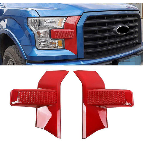 Ford F150 2015-2017 Headlights Cover Trims