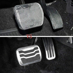 F150 Brake Pedal Cover 2009-2015 Compatible for Ford 150, Set of 2pcs
