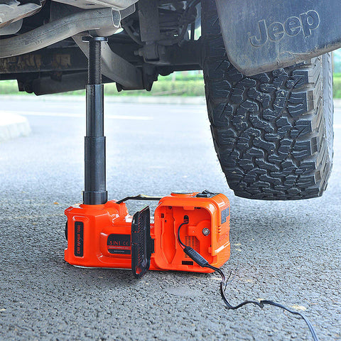 Electric Car Hydraulic Jack for SUV and Track Raptor