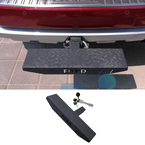 Ford F150 Rear Door Step Tail Gate Rear Bumper Pedal