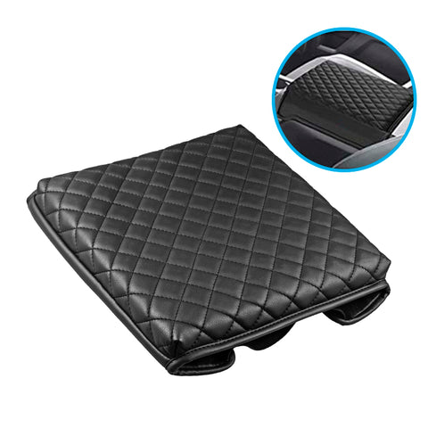 F150 2015-2020 Console Armrest Cushion Cover Compatible for Ford 15