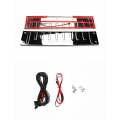 f 150 Raptor Door Sill Plate Protectors with LED light