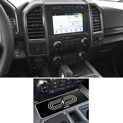 Ford F150 Wireless Phone Charger for 2017-2020 Place at Front Console