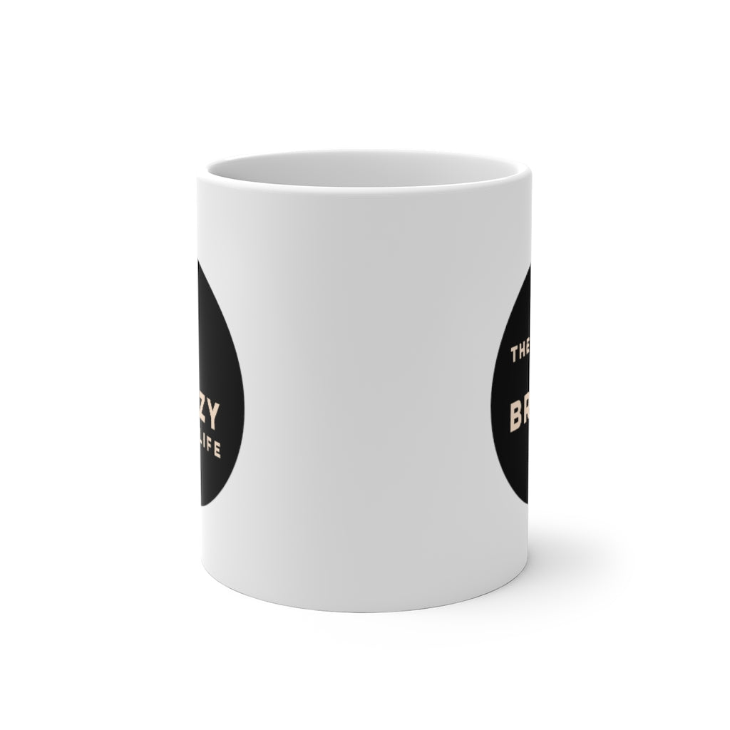 """The EZ Breezy Life"" Color Changing Mug"
