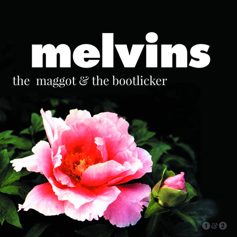 Melvins - The Maggot & The Bootlicker (2xLP, White Vinyl + Mint Green Vinyl)