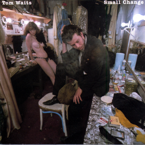 Tom Waits - Small Change (LP, Indie exclusive: Coloured Vinyl)