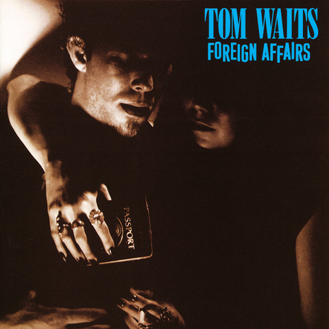 Tom Waits - Foreign Affairs (Remastered) (LP, 180g Opaque Grey Vinyl)